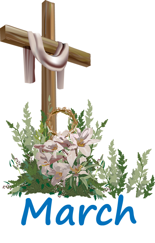 empty cross with cloth draped over cross arms Picture